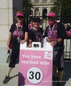 Mile 30 #atl2day